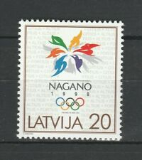 Latvia 1998 Olympic Games - Nagano MNH stamp