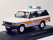1:43 LAND RANGE ROVER Police Car