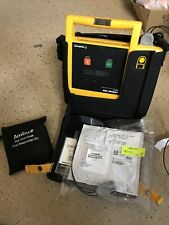 Medtronic Physio Control Lifepak 500 Biphasic Ecg Emt Defib With Pads And Battery