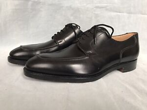 New & Lingwood Black Men's Shoes. 10.5 UK Made In England fine Leather bnnb