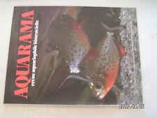 **a1 Aquarama n°71 Les aquariums lourds / Cichlasoma / L'aquarium d'eau douce