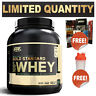OPTIMUM NUTRITION GOLD STANDARD NATURAL 100% WHEY PROTEN 2.3KG 5LBS WPI WPC