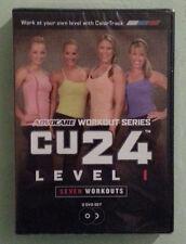advocare workout series  CU24 CU 24 LEVEL I  DVD NEW