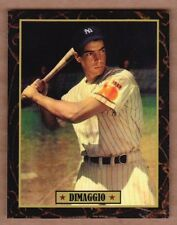 Joe DiMaggio '37 New York Yankees Ultimate Baseball Card Collection #38