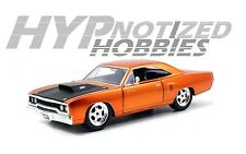JADA 1:24 FAST & FURIOUS: FURIOUS 7 - DOM'S 1970 PLYMOUTH ROAD RUNNER 97126