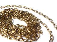 2 Chaînes pour Coucou horloge ou pendule avec deux crochets et deux anneaux