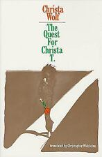 The Quest for Christa T., Wolf, Christa, Good Book