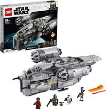 LEGO 75292 Star Wars The Mandalorian Bounty Hunter Transport Starship Toy
