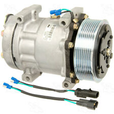 New Compressor And Clutch 68589 Four Seasons