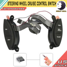 Steering Wheel Cruise Control Switch Fits 98-05 F150 Explorer Ranger F87Z9C888BB
