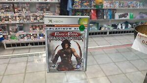 Prince of Persia: Warrior Within (Microsoft Xbox, 2004) PLATINUM HIT NO MANUAL