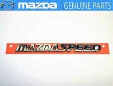MAZDA GENUINE OEM MAZDASPEED RX-7 FC3S FD3S Miata MX-5 Emblem Decal Sticker JDM
