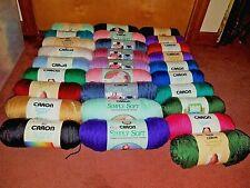 Caron Simply Soft 4 Medium Acrylic Yarn Solid Colors 6 oz Choose Your Color