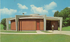 postcard USA  Pennsylvania Fort Necessity Visitors Center   unposted