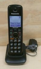 Panasonic KX-TGA660B DECT 6.0 Cordless Expansion Phone w/ PNLC1017 Charging Base