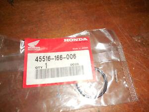 NOS Honda OEM O-Ring 1981-1985 ACT200X-F CM450A-C 45516-166-006