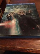 Harry Potter and the Deathly Hallows - Part 2 (Blu-ray+DVD), Very Good Dvd
