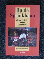 Meta Media Boek Op de Sprinkhaan, Maarten van Bree (Nederlands)