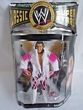 WWE CLASSIC SUPERSTARS COLLECTORS SERIES BRUTUS THE BARBER BEEFCAKE SEALED