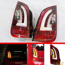 11 12 13 14 15 SEAT Mii LED LIGHT TUBE BAR CR TAIL LIGHT REAR LAMP RED CHROME