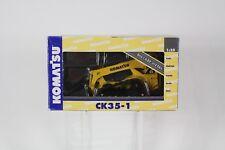 Joal J40085 Komatsu Model CK35-1, Compact Tracked Loader,Scale-1:25.