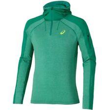 Asics Hooded Top (XL) Green