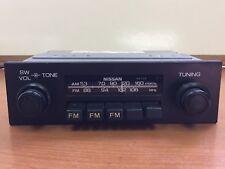 Vintage 1987 Nissan Hitachi A-1561 AM/FM Shaft Analog Radio,Manual Preset -Japan