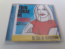 "ORIGINAL SOUNDTRACK ""TODO SOBRE MI MADRE"" CD 18 TRACKS ALBERTO IGLESIAS BSO OST"