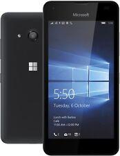 MICROSOFT LUMIA 550 BLACK FACTORY UNLOCKED SMARTPHONE 4G LTE