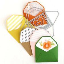 Rectangle Envelope Metal Cutting Dies Embossing DIY Scrapbooking Paper Crafts