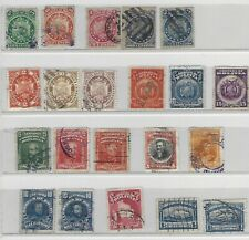Old stamps Bolivia