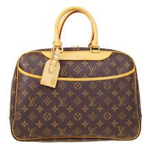 LOUIS VUITTON DEAUVILLE BOWLING BUSINESS HAND BAG MB0062 MONOGRAM M47270 70110