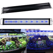 Aquarien Beleuchtung LED Aufsetzleuchte Licht Klemmleuchte  Abdeckung Lampe IP67