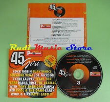 CD HIT INTERNAZIONALE 45 GIRI 3 compilation PROMO 2001 BEATLES DIANA*ROSS(C21**)