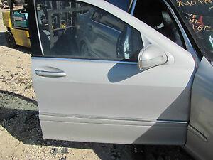 MERCEDES-BENZ W220 S430 S500 RIGHT PASSENGER DOOR HANDLE 00 01 02 03 04 05 06