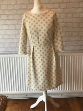 Boden Size 12R Dress/ Christmas Outfit/ Sparkly Dress/ Winter Dress