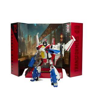 Transformers Studio Series 72 Voyager Class Starscream