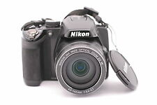 Nikon COOLPIX P500 12.1 MP Digital Camera - Black