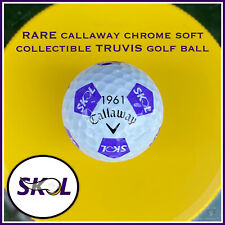 New listing (1) Callaway Chrome Soft TRUVIS Golf BALL (1961) SKOL - Minnesota Vikings - USA