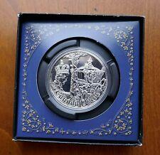 Canada 2002 Silver  Dollar - Golden Jubilee - Boxed