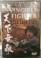 Invincible Fighter: Jackie Chan Story  DVD