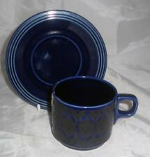 Blue Vintage Original Hornsea Pottery Tableware