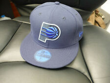 Indiana Pacers New Era 59FIFTY Tonal Fitted Hat NAVY BLUE Size 7 1/2 7.5