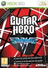 Guitar Hero Van Halen XBOX360 - totalmente in italiano