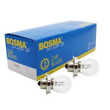 2 x Lampe Birne Bosma P26s 12V 35W Premium Kugellampe für Scheinwerfer etc.