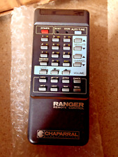 Chaparral Communications Ranger UHF/IR Satellite System Remote