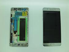 SAMSUNG GALAXY NOTE 7 FE N930F LCD TOUCH SCREEN DISPLAY ORIGINAL GENUINE SILVER