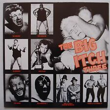 THE BIG ITCH: Collection of GARAGE fuzz ROCKERS lp SCARCE NM-