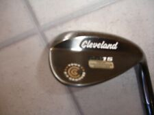 Cleveland 60 degree Wedge steel shaft with Cleveland grip good condition ladies