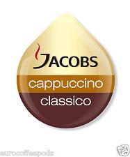 Tassimo Jacobs Capuchino Café 24 T-DISC 12 porciones Vendido Suelto
